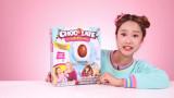 초콜릿이 쭈욱~ 랜덤 서프라이즈 에그 초콜릿 알까기 장난감 만들기놀이