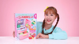 제 18화   3단 냉장고 소꿉 놀이 인형 놀이   / 면 뽑기 장난감으로 일본 라면 만들기
