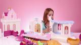 제 20화   프린세스 공주의 궁전 마녀 변신 블록 놀이 / 구체관절 인형 장난감 놀이