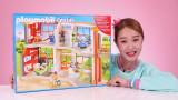 제 6화   어린이 병원 장난감 블록 놀이 / 360도 회전하는 팝업 변신 장난감 놀이