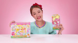 제 7화   핸드워시 클리닉 장난감 병원 놀이 / 6번째 친구! 변신 자동차 장난감 놀이