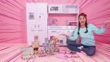 제 8화   거대 주방 장난감 꾸미기 놀이 / 장난감 낚싯대로 빙어 잡기 도전