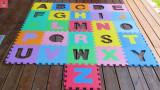 알파벳송 영어매트 놀이