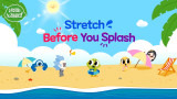 Stretch Before You Splash
