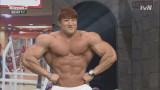 징맨, 장도연 위한 월드스케일 '근육쇼'