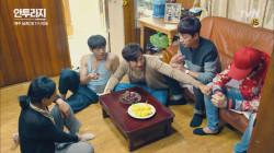 박정민과 싸우고 가출한 서강준이 간 곳은 박정민 집?!