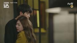 [예고]연우진♥박혜수 ′한품에 쏙′ 애틋한 포옹!
