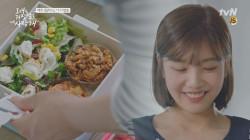 '3단도시락' 이현우, 현실(에 없는)남친 매력 뿜뿜♥