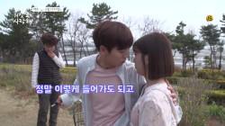 [메이킹]조이♥이현우의 심쿵 데이트 & 흥돋는 바닷가 엠티 비하인드!