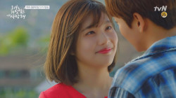[선공개]'뽀뽀1초전' 이현우♥조이, 꿀뚝뚝 옥상 데이트 (오늘 밤 11시 tvN 본방송)