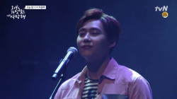[그거너사 미니콘서트]크루드플레이 ′Peterpan′ 오프닝 무대!