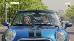이현우, 조이와 함께 봄날의 드라이브♥ #초보운전자 #찬영이문너무세게닫았