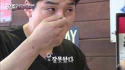 ′창조 저염다이어터′ 권혁수, 토스트로 칼로리 버닝?