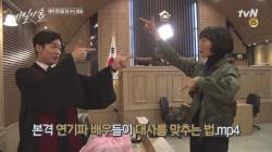 [선공개]'척하면 척!' 조승우-배두나의 찰떡 호흡 촬영 비하인드!