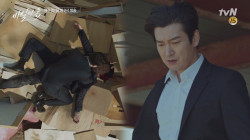 (숨멎) 유재명, 조승우 앞에서 투신… 이준혁, 충격에 오열!