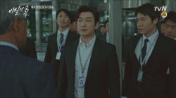 조승우, 이경영에게 핵사이다 영장 발부! ′대한민국, 안 무너집니다′