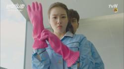 귓가를 맴도는 강소라의 뚫어뻥 스킬 '푸쉭 뽝 푸쉭푸쉭 뽝뽝!'