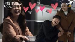 [메이킹] 이요원&이준영 '라미란'바라기 (ft. 웃음 장인 라미란 선생)