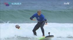 위너의 무작정 서핑 도전기! 최고 보이즈~