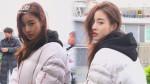 [메이킹] 강소라, 추운 바람에도 끄떡 없는 강력 미모! '변혁' 비하인드