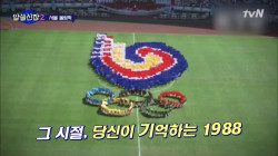 응답하라 1988! #호돌이 #서머타임 #올림픽개최의_의미