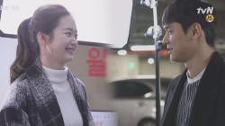 [메이킹] 현실 설레는 지인규 커플의 현장 케미♥ (feat.뜻밖의 라이벌)