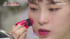 블러셔라 쓰고 셰이딩이라 읽는다! 김수미의 얼굴 작아지는 블러셔팁♥