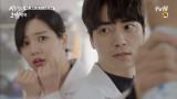 환자 제압하는 박력남 이준혁 (이유비 심쿵♥) (아무 일 없다는 듯 쿨한 뒷모습♥)