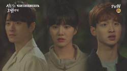 이유비에게 '편한 사람'이고픈 이준혁♥ (글씨체도 잘생김♥) (ft.장동윤의 반격!!!!)