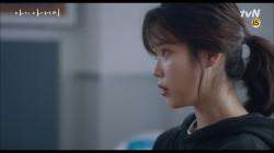 대질심문 중 이지은, 서늘한 얼굴로 김영민에 사람이 사람 좋아하는 게 뭔지는 아나?