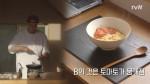 소지섭표 초간단 '토마토 달걀 볶음'