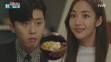 [김식당] 처음 맛본 라면에 눈 뜬 알바ㅅ... 부회장님!