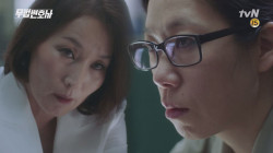 (찌릿) 염혜란 눈빛 달라지자, 이혜영 작전 변경!