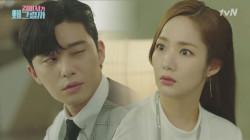 김비서, 우리 자녀계획은 허니문 베이비야 >_<