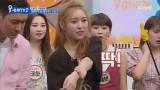 제인, 걸그룹 최초(?) 뼈 맞추는 개인기 (어깨 탈골각)