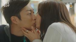 짱짱걸 진이의 기습 키스!