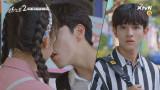 안서현♥지민혁 아슬아슬 빼빼로 게임! (ft.사무엘이 보고있다)