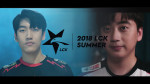 2018 LCK 서머스플릿★ kt Rolster vs Griffin 결승전 예고