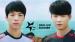 [결승 오프닝 타이틀] 2018 LCK 서머 스플릿 결승전 kt Rolster VS Griffin