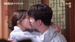 [비하인드] #8. 돌쇠 상훈♥마님 청아의 #첫키스 #로맨틱 #성공적모먼트