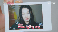 갑자기 분위기 셀카타임~☆ 갬성 폴라로이드 홀릭
