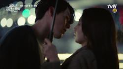 [11화 예고] 그냥 애인해주면 되잖아요. 진우&희주, 빗속 키스..♡