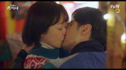 (엔딩) 다락방 달달 키스 김지석, 전소민의 러브 러브