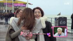 함께해서 행복해요♥ 세 배우의 해변 즐기기!