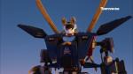 사무라이 로봇 X 의 등장!