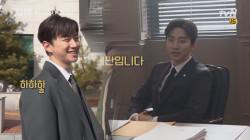 [메이킹] 첫 화부터 최변호사님 인싸력에 스며든다..♥