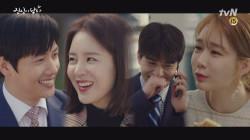 이동욱-유인나, 이상우-손셩윤, 꿀 터지는 점심시간♥ #양봉업자들