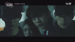 김권 vs 이승준 대치, 진영에게 가장 아픈 기억이 될 '유령역'에서의 일!