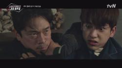박진영, 이승준의 모든 악행을 사이코메트리 하다!