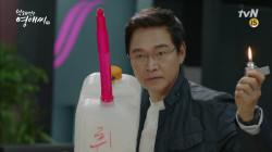 액션까지 완벽한 정보석 사장님, 라미란과 찰떡 호흡♥